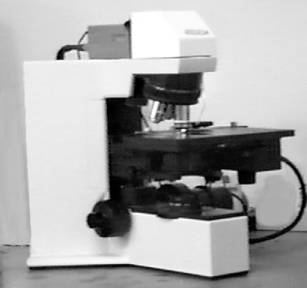 Integration of commercial microscopes and motorized stages
